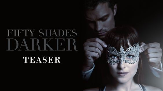 Tomorrow, slip into something a shade darker.   Fifty Shades Darker - In Theaters Valentine's Day