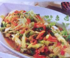 Rezept Asiatischer Möhrensalat von A.Huhn - Rezept der Kategorie Vorspeisen/Salate