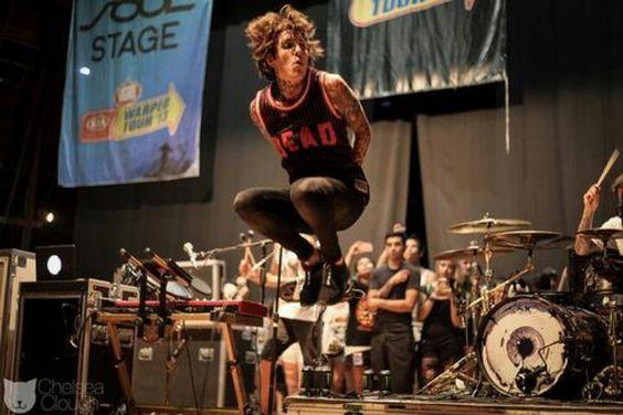 Warped Tour! :DDDD