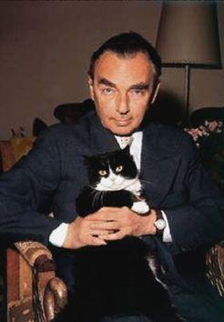 Erich Kästner #cat