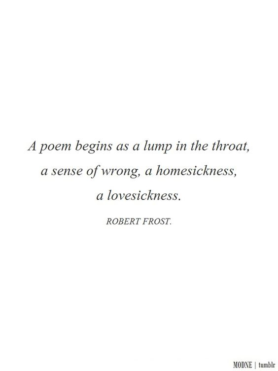 "lovesickness, homesickness.."""