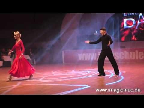 Dmitry Zharkov & Olga Kulikova • Tango • Euro Dance Festival 2016 - YouTube