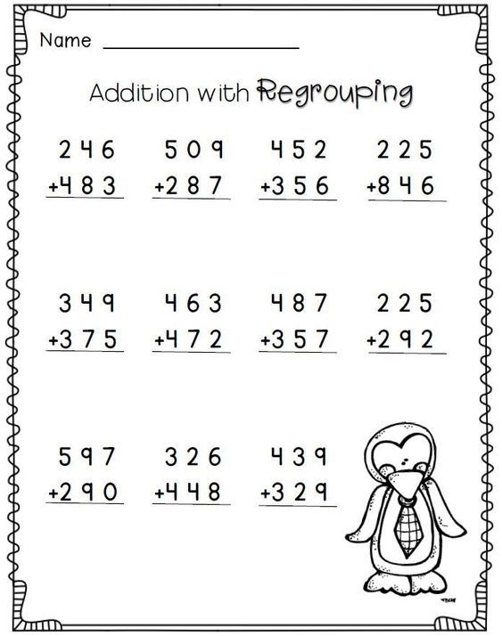 Pre School Worksheets addition fluency worksheets 2nd grade – Math Fluency Worksheets