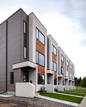 Pinterest the world s catalog of ideas for Townhouse exterior