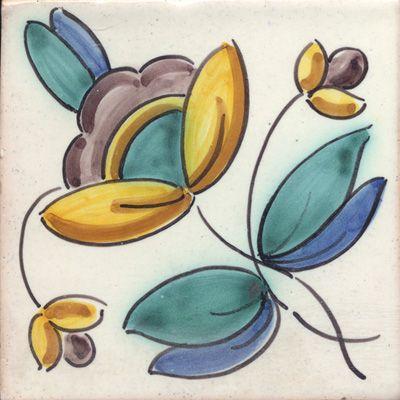 Azulejos art sticos bond a socarrats azulejos artesanos - Azulejos con dibujos ...