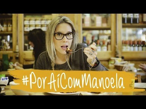 #PorAíComManoela 01 - Cafés na Vila Madalena SP - YouTube