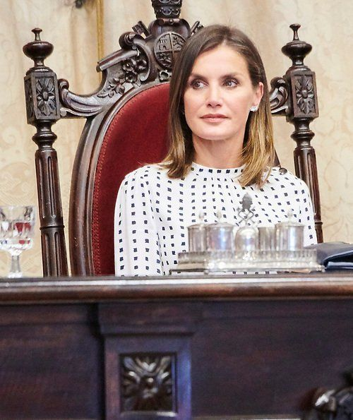 King Felipe VI and Queen Letizia visited Salamanca