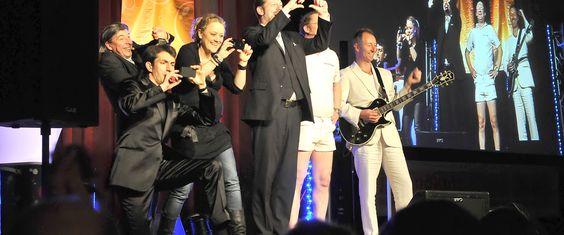 Großer Auftritt an Bord  Spektakuläre Events! Comedy, Theater, Konzerte und vieles mehr
