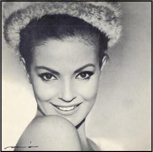 actrices de hollywood antiguas -/ Carmen Sevilla // MLB // www.pinterest.com...