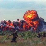 Rzadkie zdjęcia z wojny w Wietnamie #3