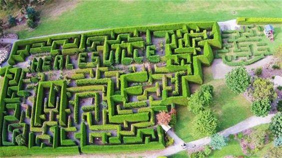 Hegend Maze