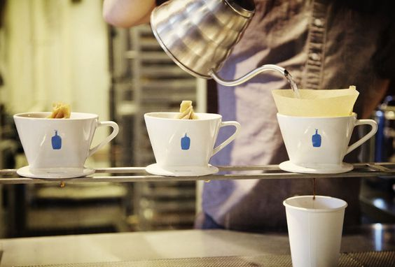 Blue Bottle. Jen Causey's The Makers Project