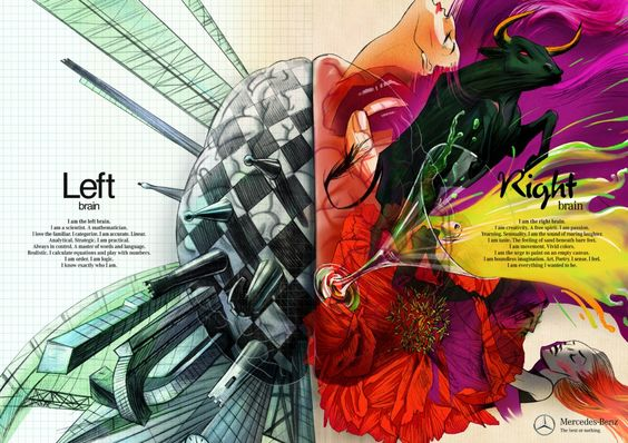 "Mercedes Benz: ""Left Brain/Right Brain"" Shalmor Avnon Amichay / Y&R Interactive Tel Aviv"