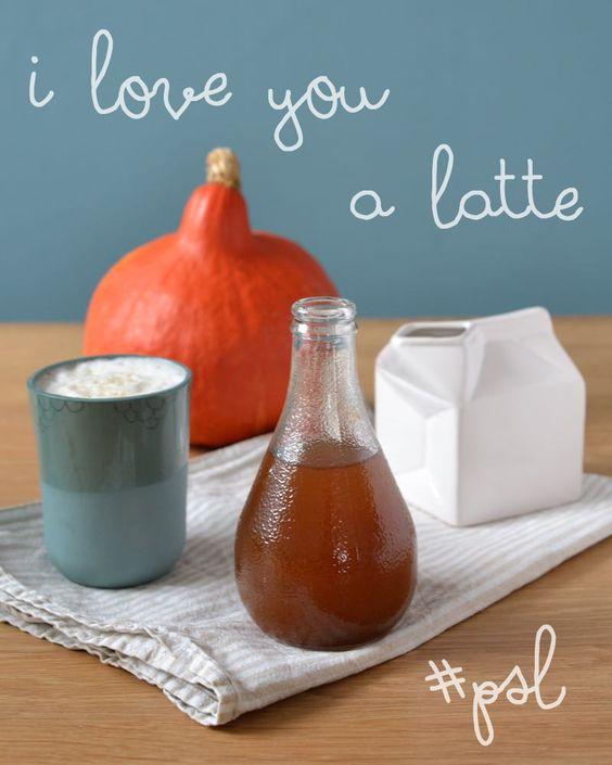 miris jahrbuch: Pumpkin Spice Latte reloaded - mein verbessertes Rezept für #PSL