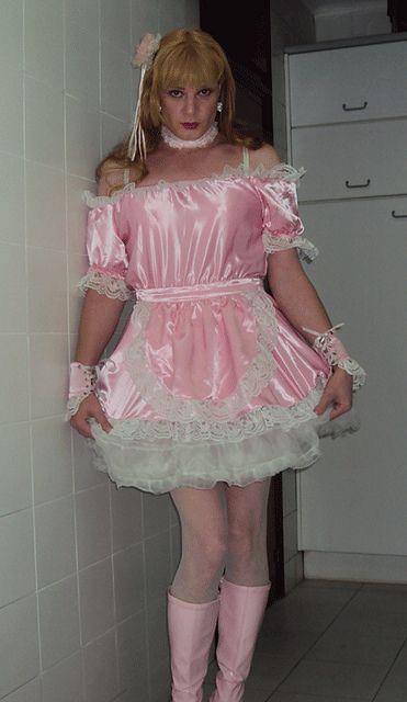 Slave sissy maid Sissy slave