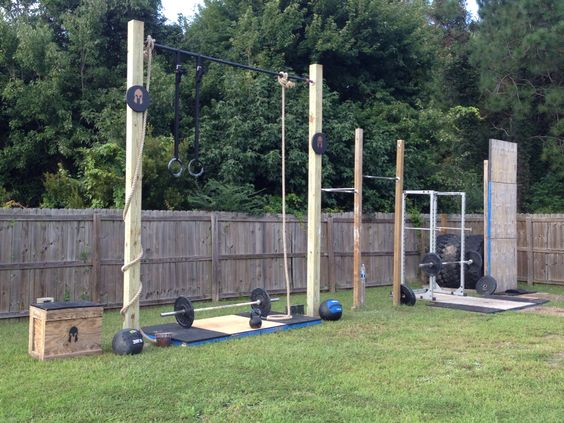 outdoor gym gym and no excuses on pinterest