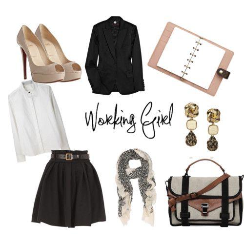 Working Girl!