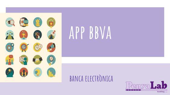 Presentació App banca mòbil: BBVA