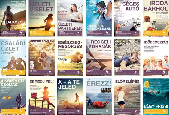 Motivációs plakátjaink 18 különböző grafikával kaphatóak telephelyeinken. Nektek van már?