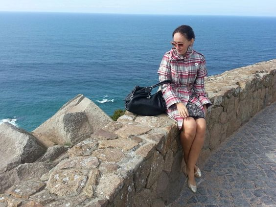 """The westernmost point of Europe """"where land ends and the sea begins""""... Luís de Camões."""