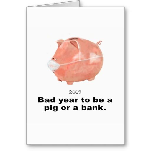 NEW YEAR'S EVE HUMOR CARD