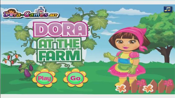 Dora online game free, dora the explorer games