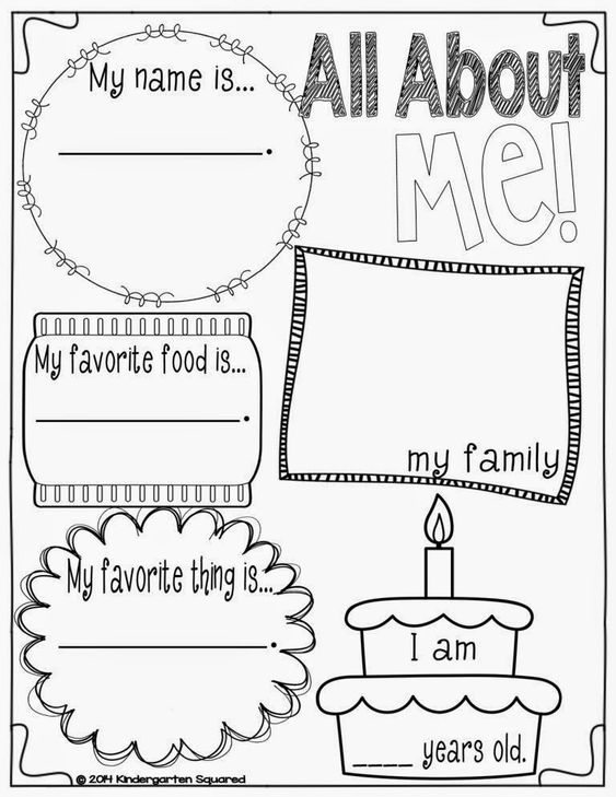 i am special coloring pages for kids - photo #23
