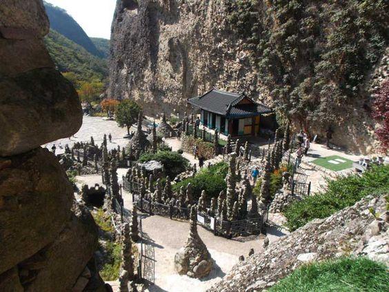 Ngôi chùa Tapsa nổi tiếng ở Hàn Quốc