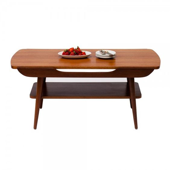 Table basse vintage cocktail scandinave - Table basse cocktail scandinave ...