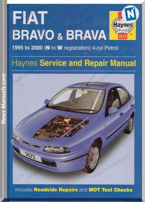 Fiat Bravo Brava Haynes Repair Manual Fiat Bravo Repair Manuals Fiat