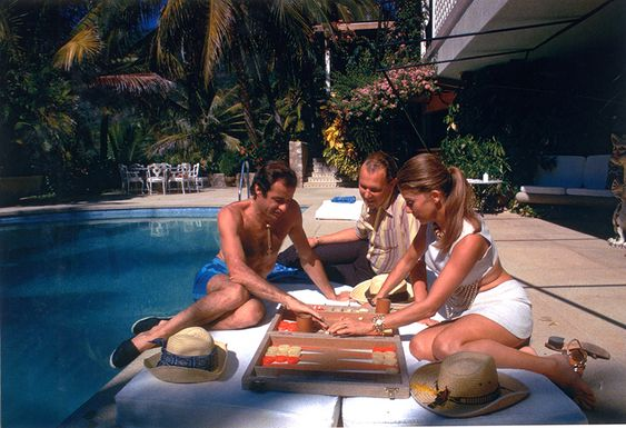 SLIM AARONS PHOTOGRAPHY: