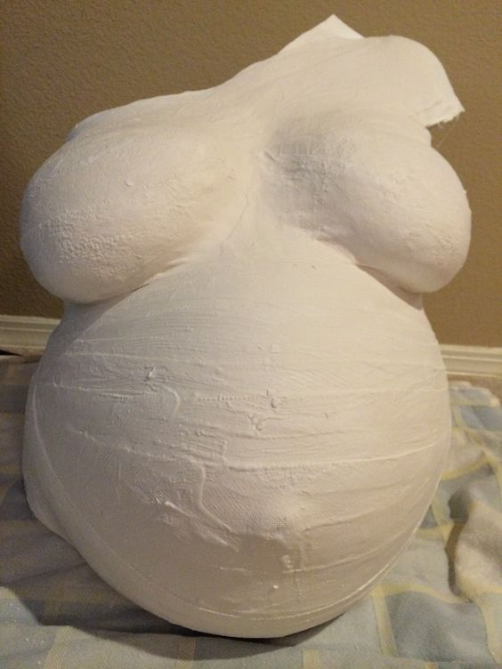 Belly Casting. My other display cast. I'll post photo when it's done.