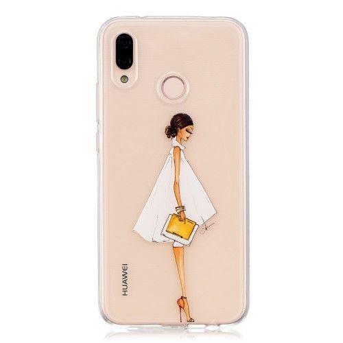 Coque Huawei P20 Lite Fashion girl   Capinhas de celular tumblr ...