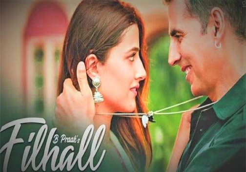 Filhall Lyrics Songs From By B Praak This Is Very Likely Songs The Music Of This New Movie Hindi Song By B Praak And Lyrics In 2020 Akshay Kumar Songs Romantic Songs
