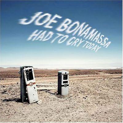 Mais um ótimo CD do americano Joe Bonamassa, Had To Cry Today. Confira!