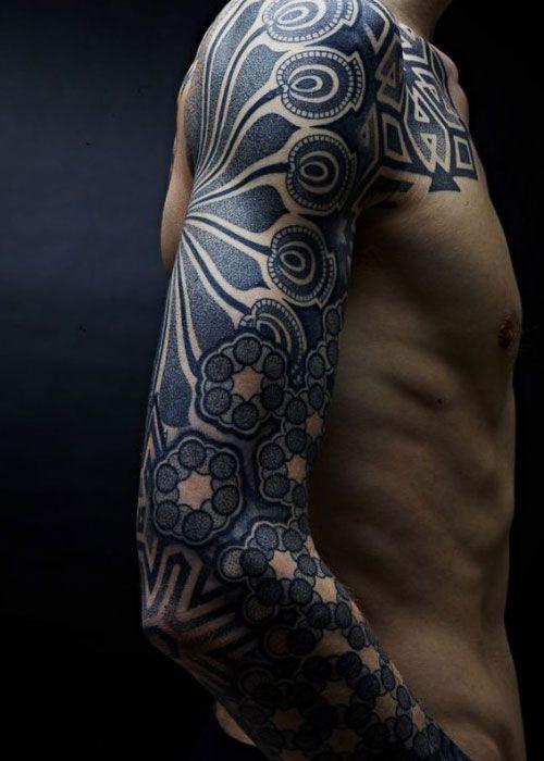 101 Best Tribal Tattoos For Men Cool Designs Ideas 2020 Guide Tribal Tattoos Tribal Tattoos For Men Tattoos For Guys