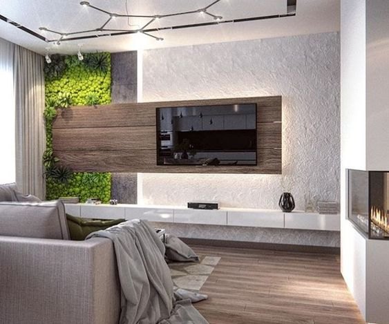 Fancy If you are looking for ideas and inspiration here you can find some beautiful examples featuring TV wall unit designs for a contemporary home