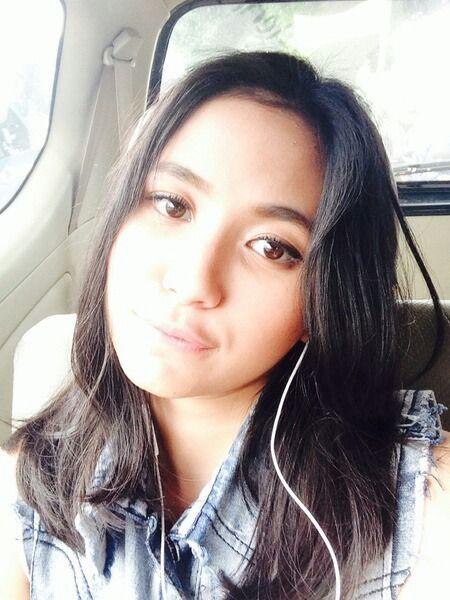 Ashilla selfie 2