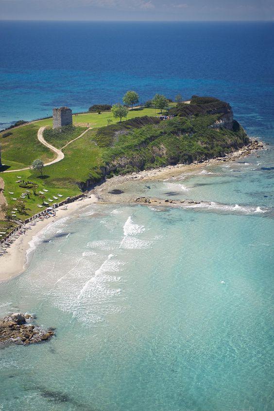 TRAVEL'IN GREECE   Sani Hill, Boussoulas beach, Sani Resort, #Halkidiki, #Greece, #travelingreece