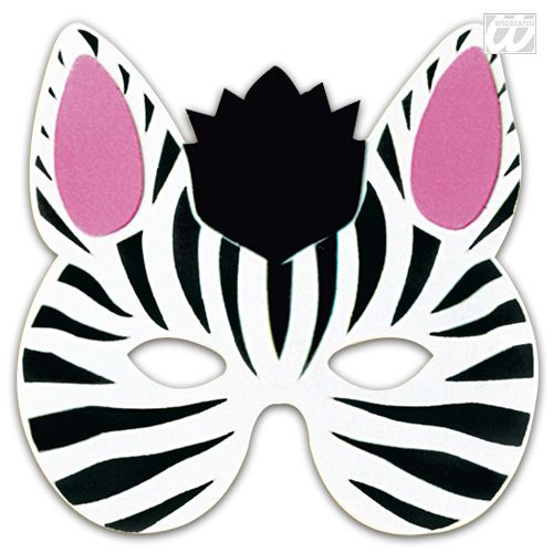 Permalink to Zebra Craft For Kids