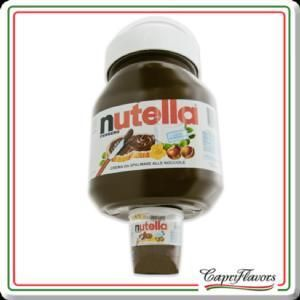 Nutella in a Giant 5Kg Jar...that's about 11 lbs.    Ooooo yes.....