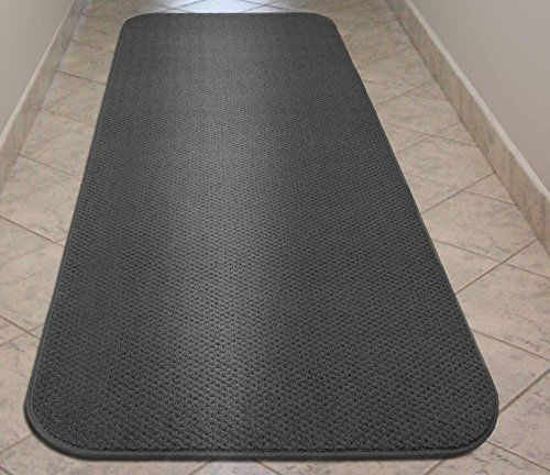 House Home And More Skid Resistant Carpet Runner Gray Many Other Sizes To Choose Carpet Runner Cost Of Carpet Carpet