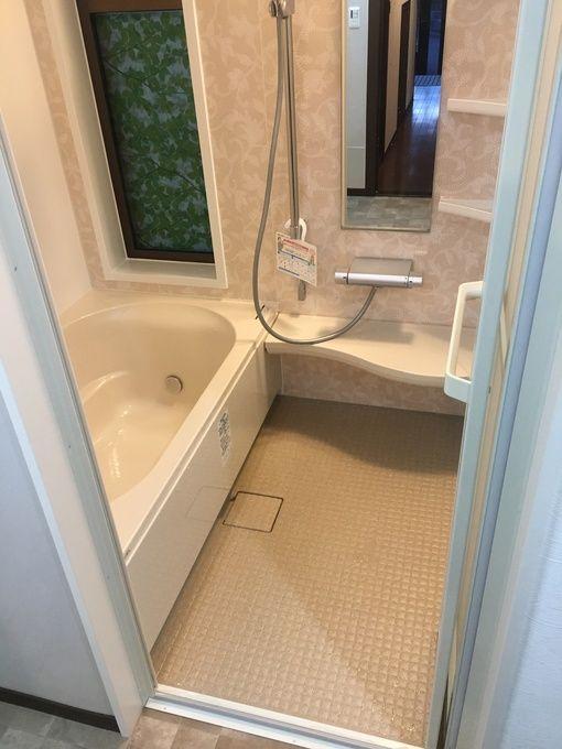 価格 Com 暖かみのあるお風呂へ 風呂 浴室のリフォーム事例