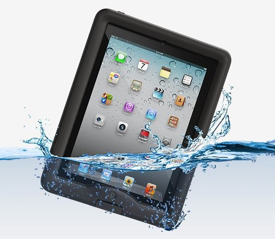 Naked touch experience, LifeProof confidence. Experience the freedom to stay connected, work and play everywhere life takes you with no compromise to the screen quality, touch experience, while maintaining full functionality and excellent audio quality.  Limit one LifeProof nüüd case for iPad per customer - stock is limited.