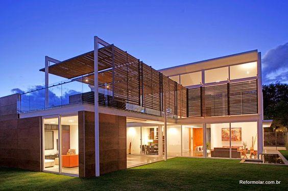 Construção de Casa em Steel Frame - Reformolar: