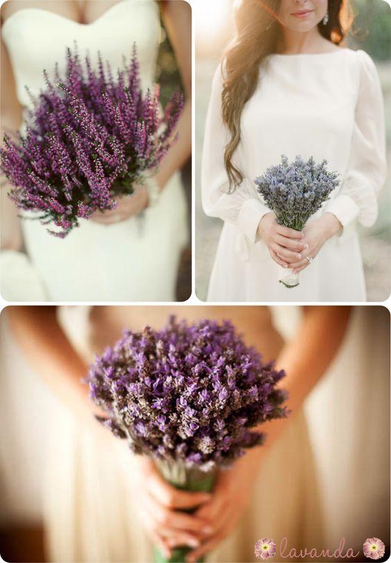 Ramos de novia sencillos y con encanto ramos novia boda - Ramos de flores modernos ...