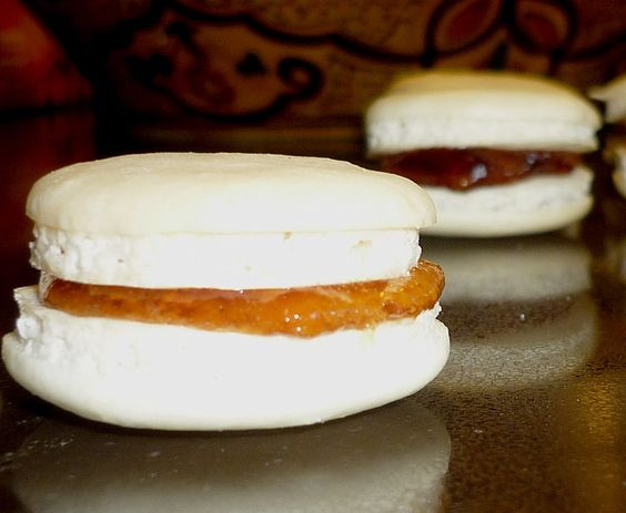 Quitten - Macarons, ein sehr schönes Rezept aus der Kategorie Backen. Bewertungen: 3. Durchschnitt: Ø 3,4.