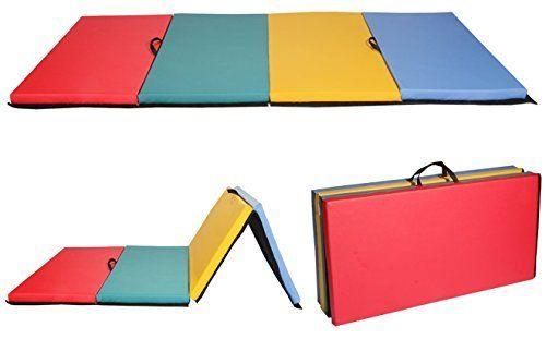 "4'x8'x2""Thick Folding Panel Gymnastic Mat Gym Fitness Exercise Mat R4, http://www.amazon.com/dp/B00IESHCN8/ref=cm_sw_r_pi_awdm_gWDwxbNB8AJPR"