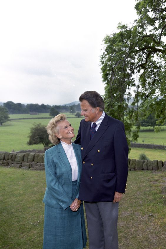 """Billy Graham's wife, Ruth, passed away on June 14, 2007, two weeks after the dedication of the Billy Graham Library in Charlotte, N.C. Billy Graham wrote in her obituary: """"I am so grateful to the Lord that He gave me Ruth, and especially for these last few years we've had in the mountains together. We've rekindled the romance of our youth, and my love for her continued to grow deeper every day. I will miss her terribly, and look forward even more to the day I can join her in Heaven."""""""