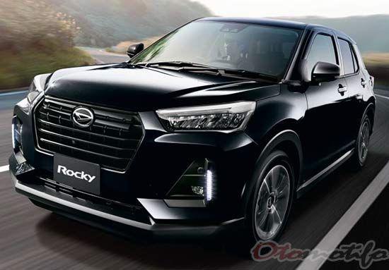 Harga Daihatsu Rocky 2021 Di Indonesia Spesifikasi Interior Otomotifo Daihatsu Rocky Mobil
